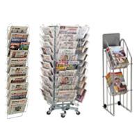 Présentoirs Presse et Journaux
